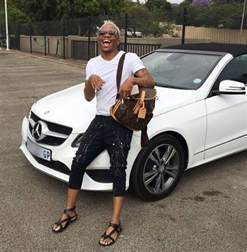 how many new car somizi buys 2 cars worth r3 3 million in one week