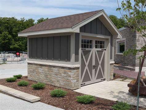 Eisen Satchel S Black fusion stack garden shed garden shed