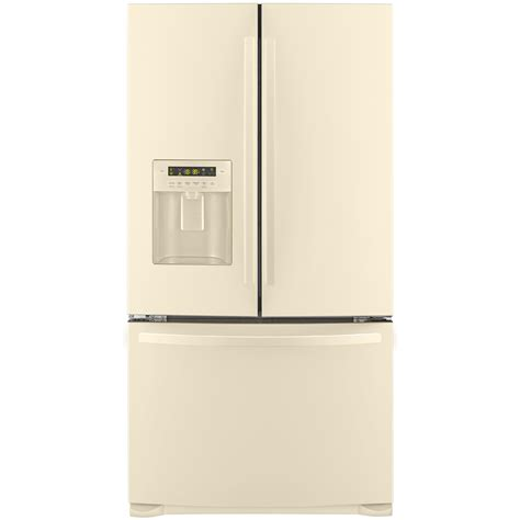 Kenmore Door Bottom Freezer by Kenmore 73054 Kenmore 26 8 Cu Ft Door Bottom