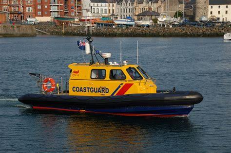 small boat licence uk file coastguard boat at bangor geograph org uk 264335