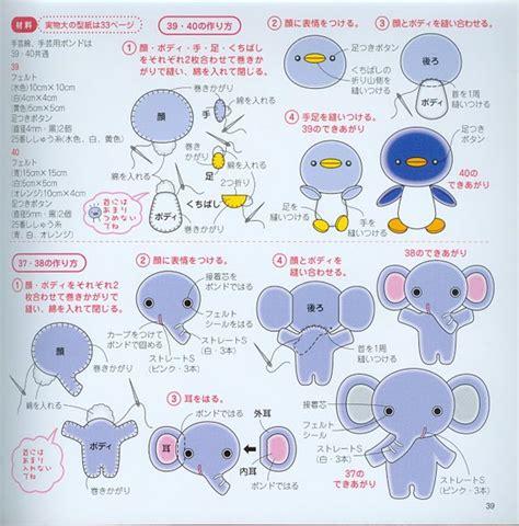 Boneka Gajah Elephant heulang rawing pola boneka