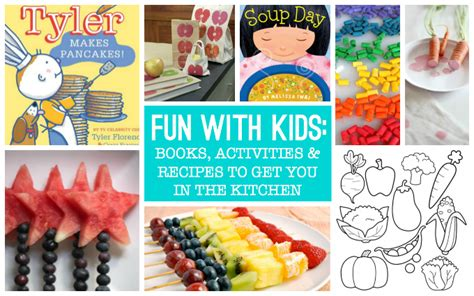 fun with little ones book review me on the map fun with kids cooking and food one lovely life