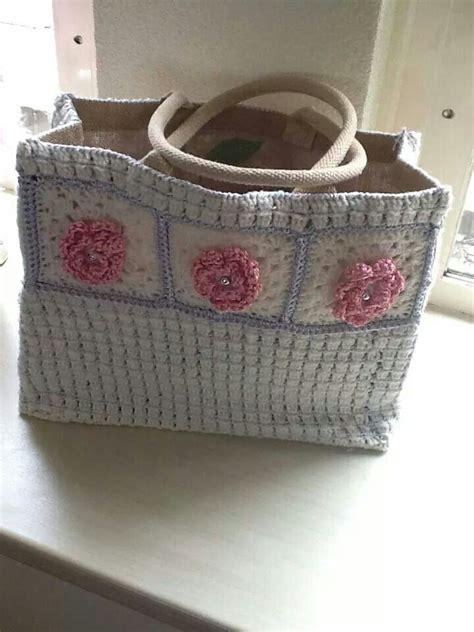 Tas Wanita Plaid Garden Bag best 52 ah tas haken images on diy and crafts