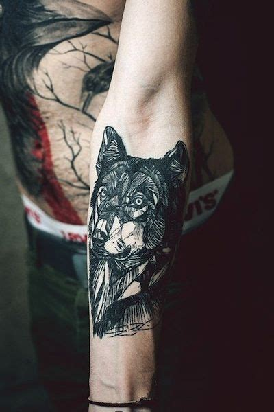 lone wolf tattoo designs lone wolf sleeve search tattoos