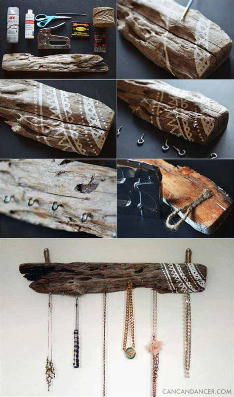 20 diy driftwood home decoration ideas l nature in your home