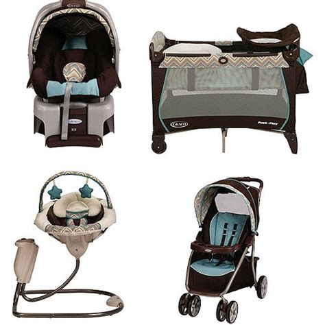 graco car seat swing graco avery collection 4 piece set playard stroller car