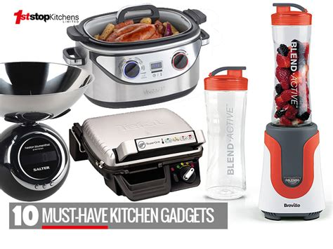 must have kitchen gadgets 2017 10 essential must have gadgets for your new kitchen 1st