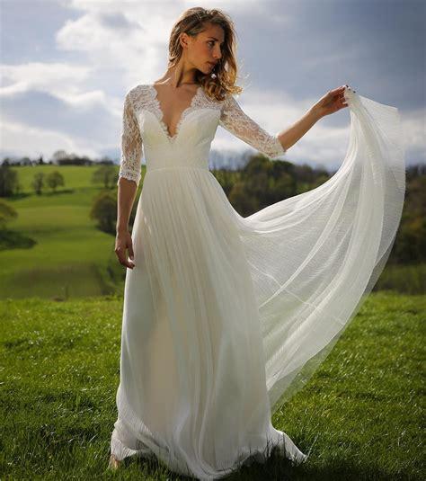 Robe De Mariée Pauline - photo laporte collection 2017 robe de mari 233 e