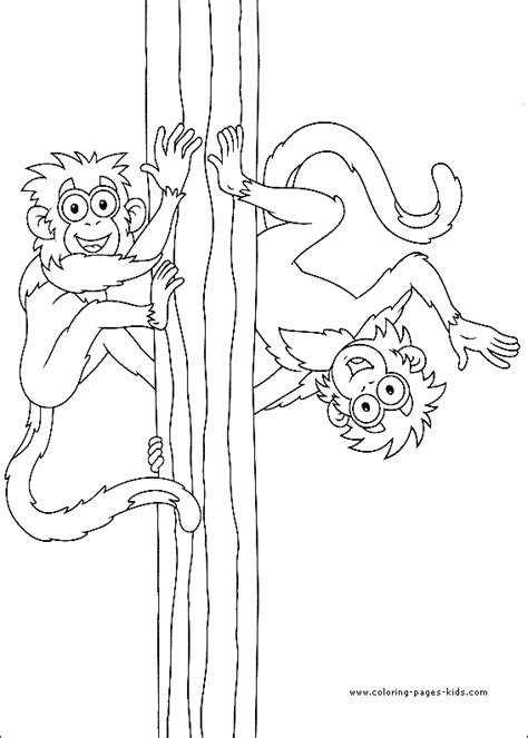 super monkey coloring pages super robot monkey team hyper force go free coloring pages