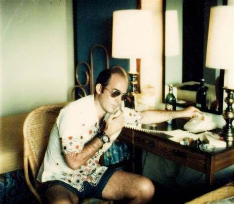 gonzo today  hunter  thompson means  modern
