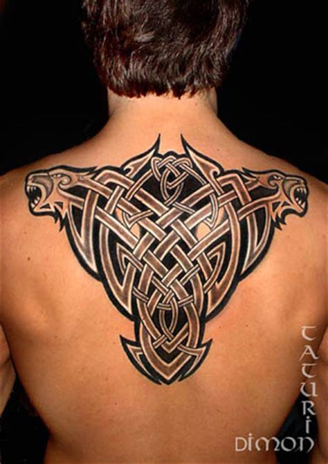 celtic tattoo and meaning celtic knot tattoosteulugar
