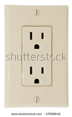 modern wall outlets modern wall plate with three prong grounded power outlets