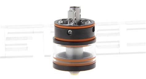 Ijoy Rdta 5 Atomizer Tank With Resin Drip Tip 23 96 sale authentic ijoy rdta 5 rebuildable tank atomizer 4ml stainless steel