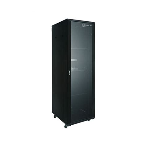 Hagane 19 Standing Rack Server 42u Depth 800mm ultralan 42u free standing server cabinet 800mm