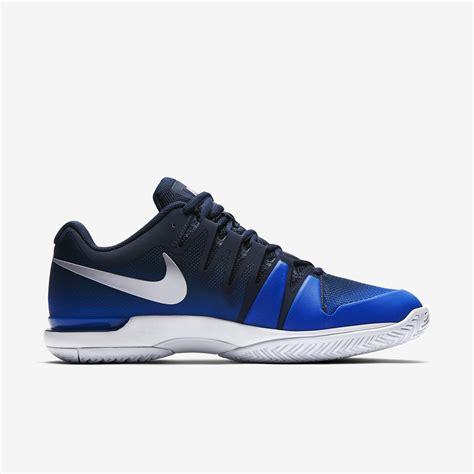nike tennis sneakers nike mens zoom vapor 9 5 tour tennis shoes midnight navy