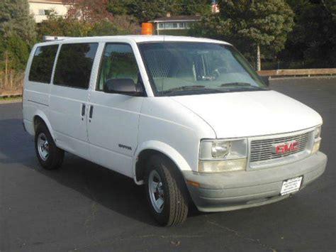 2002 gmc safari cargo safari cargo vehicles for sale
