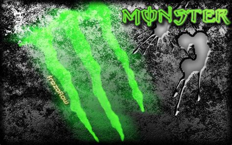wallpaper girl monster monster energy backgrounds wallpaper cave