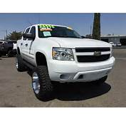 2008 Chevrolet Avalanche 4x4 Custom Lifted $20999 Clovis Hide This