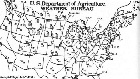 us weather map november bestand us weather map 7 nov 1913 png