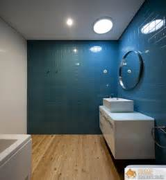 blue tile bathroom ideas modern blue bathroom designs ideas 171 home highlight
