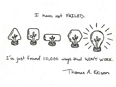 load doodle failure means quote from edison i not failed