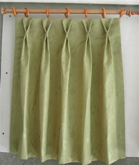butterfly pleat curtains sles annick s unique creations