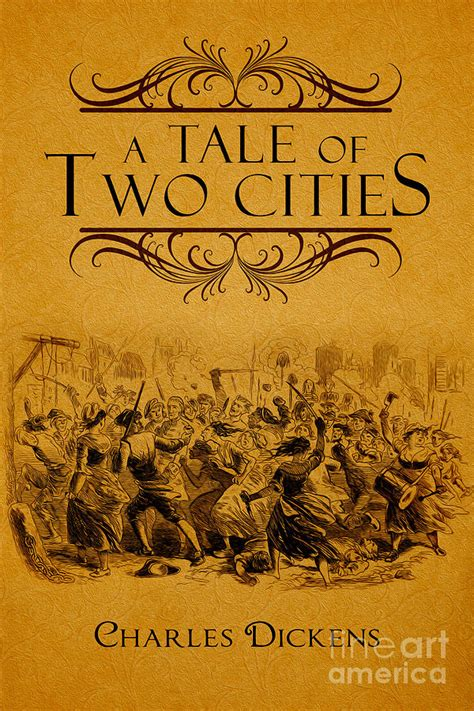 a tale of a books a tale of two cities book cover poster 1 digital