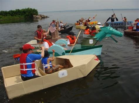 viking cardboard boat race 187 stafford cardboard boat regatta 2010