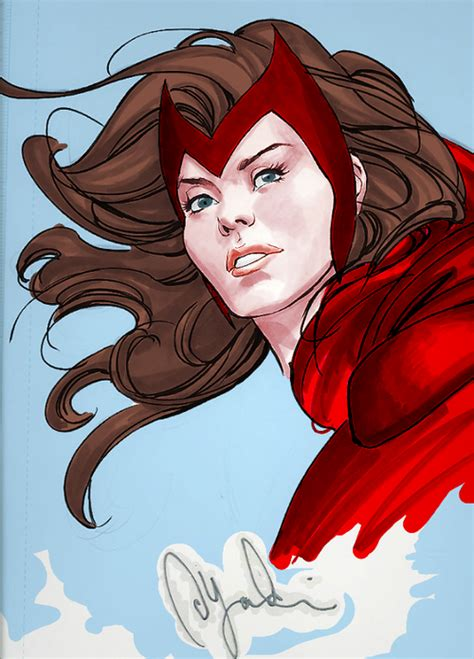 scarlet witch appreciation page 591 scarlet witch appreciation page 39