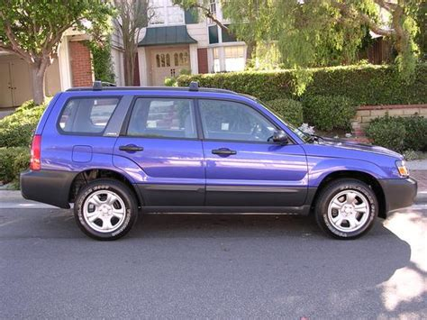 purple subaru forester diseasesector 2003 subaru forester specs photos