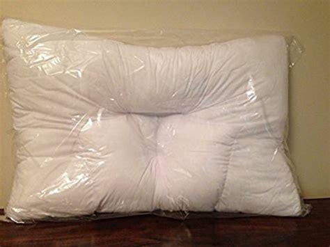 arc4life cervical linear traction neck pillow medium size