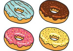 Donut vector pack download free vector art stock graphics amp images