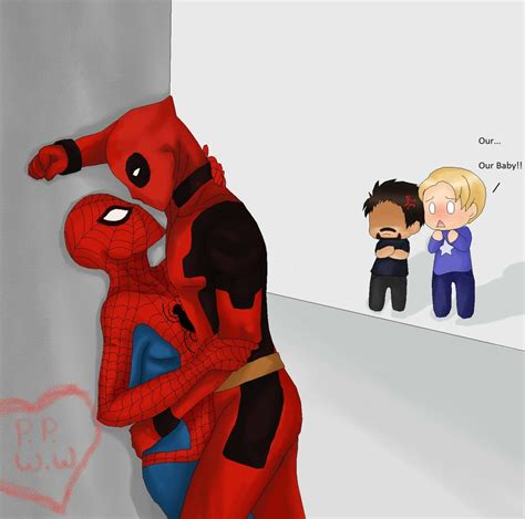 Deadpool And Spiderman Fanfiction Loading