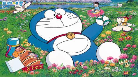 Wallpaper Doraemon Baru 50 wallpaper gambar kartun doraemon koleksi gambar