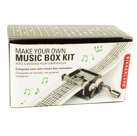 make your own file make your own music box kit toy space