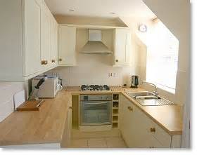 Small Fitted Kitchen Ideas by The Coach House Self Catering Appartment Rental