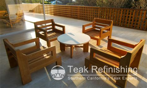 teak refinishing