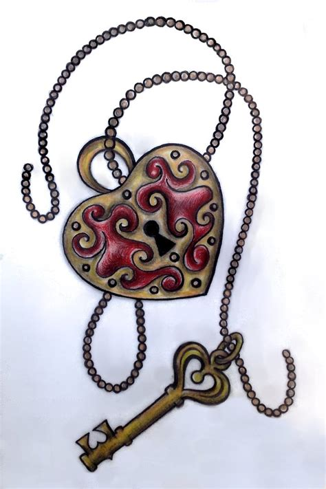 heart locket by eatmysik on deviantart