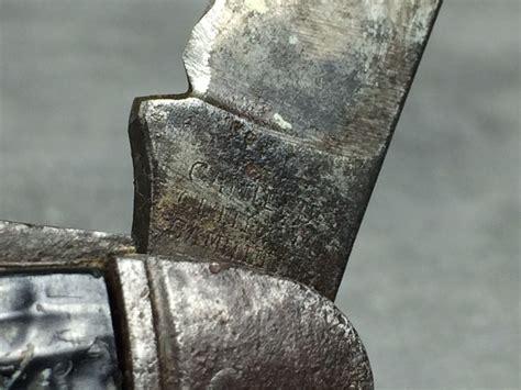 camillus pocket knives value vintage camillus jigged 4 blade pocket knife current