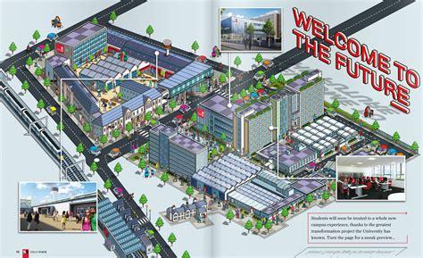 design management staffordshire university rod hunt illustration studio illustration and map design
