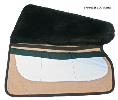 Tas Rei Walker mattes pecos square pad correction dreitaschensystem westernpad schabracken und