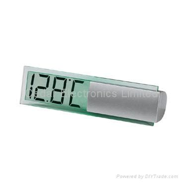 Digital Mini Thermometer mini digital clock thermometer as gift ecc 001 002 china manufacturer promotion gifts
