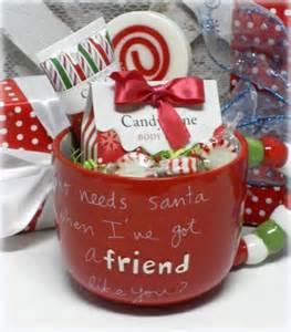 who needs santa when i have a friend like you christmas