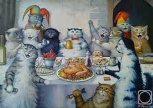 картинки музея кошек