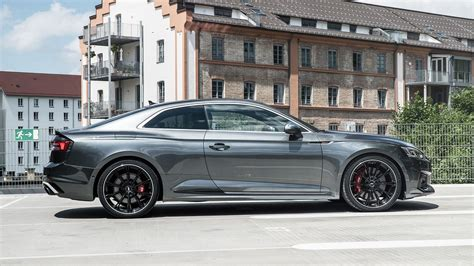 Audi Rs5 Abt by 2018 Audi Rs5 Coupe Already Available With Abt Power Upgrade