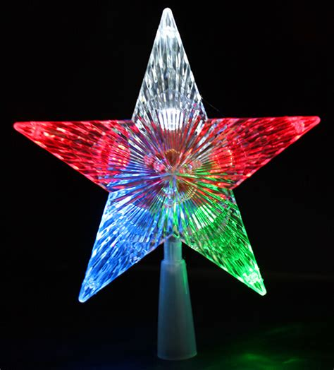 Moppels Lovely Led Lights Shiny Shiny by Lighted Tree Topper Beautiful New Nib