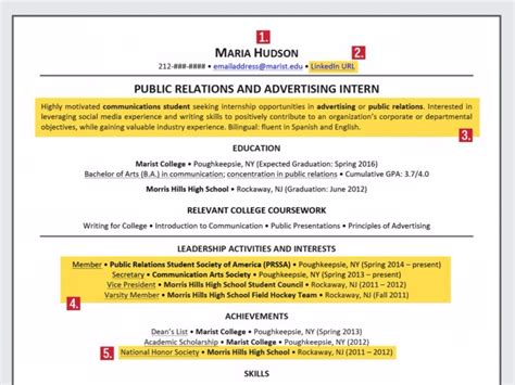 how to make a resume just out of high school ideal resume for someone with no experience business insider
