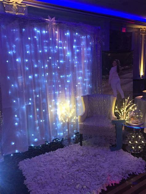 sweet 16 princess chair princess chair set up winter sweet 16