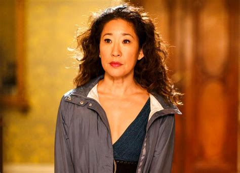 asian actress nominated for emmy 2018 emmys sandra oh is the first asian woman nominated