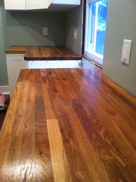 Butcher Block Countertop Maintenance by 1000 Ideas About Countertops On Kitchens